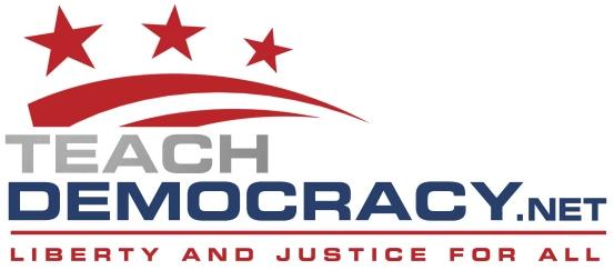 logo - teach democracy - 2016 - cropped